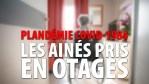 PLANDÉMIE COVID-1984:  LES AINÉS PRIS EN OTAGES