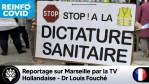 Reportage sur Marseille par la TV hollandaise – Interview de Louis Fouché