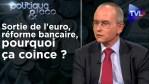 Sortie de l'euro, réforme bancaire… pourquoi ça coince ? – Poleco n°273 avec Jean-Paul Tisserand