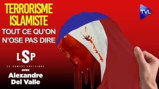 Terrorisme : Samuel Paty décapité sur l'autel de la République – LSP avec Alexandre Del Valle