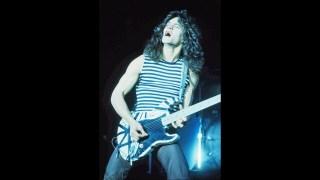 Analysons le language corporel de Eddie Van Halen