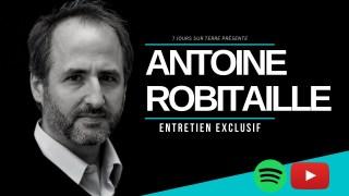 Antoine Robitaille: comprendre le Québec