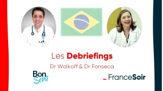 Covid-19 in Brazil : debriefing Dr.Wolkoff & Dr.Fonseca [ENG]