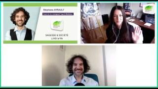 Entrevue de AMÉLIE PAUL à RADIO MÉDECINE DOUCE: Système immunitaire,Sagesse et Fréquence Énergétique