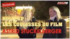 Inédit et à regarder avant censure: Le droit de réponse d'Astrid Stuckelberger interviewée par Chloé