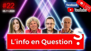 Info en Questions #22 – LIVE