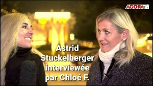 Interview de Astrid Stuckelberger à Genève – 26.11.20