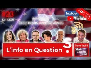 L'Info en QuestionS #23 – LIVE