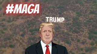 #MAGA Rendez l'amérique à nouveau géniale ! Clip de #Trump2020 [CENSURÉ]