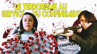 Marcel sur le terrorisme au service du confinement