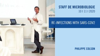 Re-infections with SARS-CoV2