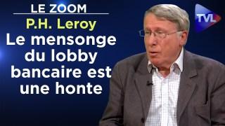 Système monétaire : les banksters en prison ! – Le Zoom – Pierre-Henri Leroy – TVL