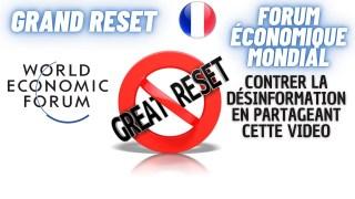 [VOSTFR] Le grand reset et le forum économique mondial