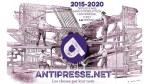 ANTIPRESSE 262 — 5e anniversaire: briefing et bilan