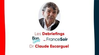 """Claude Escarguel, microbiologiste : """"le traitement en phase précoce marche !"""""""