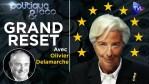 Grand Reset : Christine Lagarde lance l'euro numérique – Politique & Eco 278 avec Olivier Delamarche