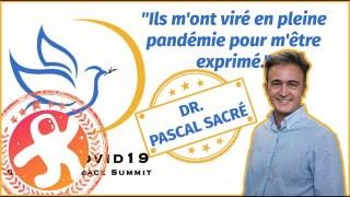 Intervention du Dr. Pascal Sacré au sommet pour la paix en Belgique