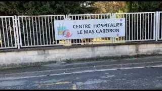 Jean-Bernard Fourtillan : Direct depuis le centre hospitalier Le Mas Careiron, à Uzès.