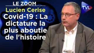 """""""Les mondialistes préparent un massacre pour 2021"""" - Lucien Cerise - Le Zoom - TVL [CENSURÉ]"""