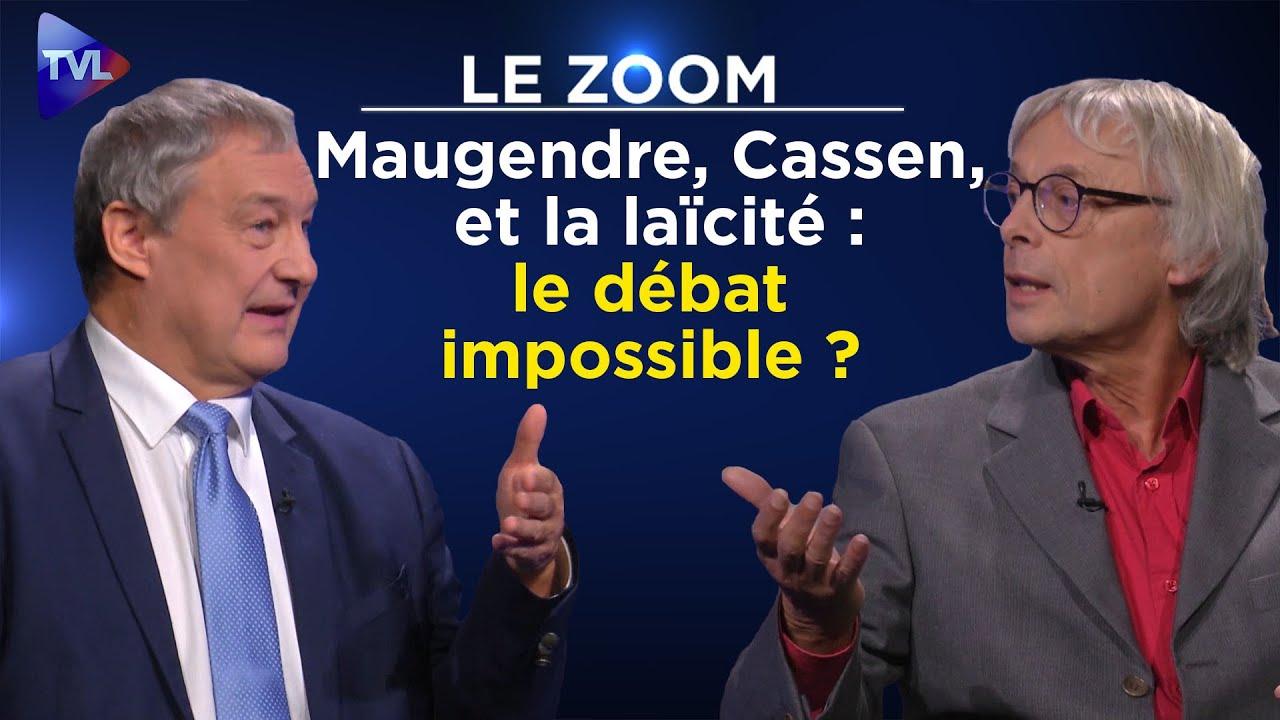 Maugendre, Cassen, et la laïcité : le débat impossible ? - Le Zoom - TVL