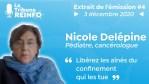 Nicole Delépine : Libérez les aînés du confinement qui les tue (La Tribune REINFO #4 du 3/12/2020)