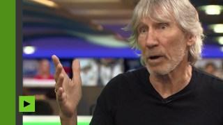 Roger Waters, des Pink Floyd, évoque le boycott d'Israël et l'obsession de la Russie (INTÉGRAL) [2017]