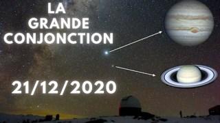[VOSTFR] La grande conjonction du solstice : Jupiter et Saturne 21/12/2020
