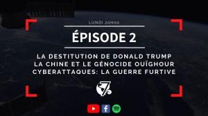 7 jours sur Terre présente: Épisode 2