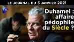 Affaire Duhamel : Un nouveau scandale pédophile ? – JT du mardi 5 janvier 2020