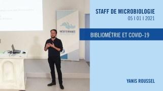 Bibliométrie et COVID-19