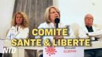 Conférence de presse: Santé Libre   Des collectifs de médecins indépendants pour la Covid19