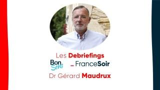 """Dr Gérard Maudrux : """"les médecins ont peur, ils se taisent"""""""