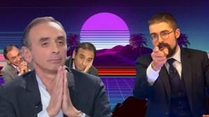 Éric Zemmour et la Droite nationale