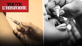 POLIO – SIDA : L'histoire des vaccins face à ces épidémies