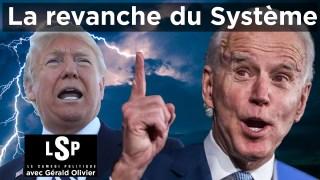 Trump – Biden : la revanche de l'Etat Profond – Le Samedi Politique avec Gérald Olivier