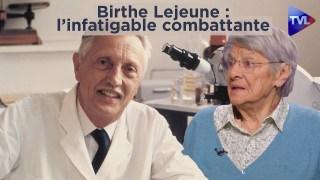 Birthe Lejeune : infatigable combattante aux cotés du Pr Lejeune. (Rediffusion – document)