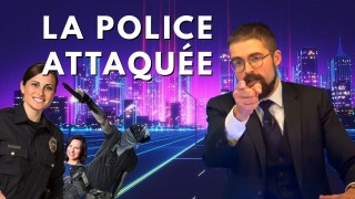 La police attaquée [EN DIRECT]