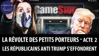 La révolte des petits porteurs : Acte 2 – les républicains anti-Trump s'effondrent