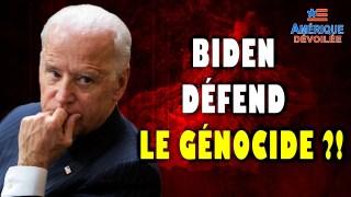 Biden défend le génocide chinois, est-ce vrai ? !