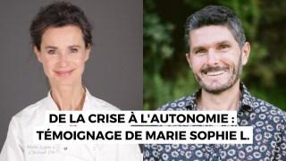 De la crise à l'autonomie : témoignage de Marie Sophie L., d'une péniche parisienne à Tenerife.