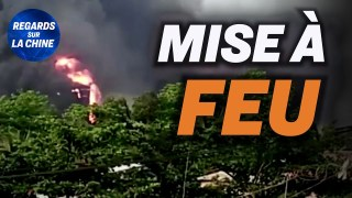 Des usines liées à la Chine incendiées en Birmanie ; La politique vaccinale à risque de la Chine