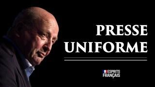 Dominique Jamet, journaliste | Presse uniforme & démocratie malade