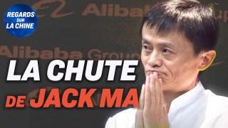 """Jack Ma perd son titre d' """"homme le plus riche de Chine"""" ; Des hackers chinois ciblent l'Inde"""