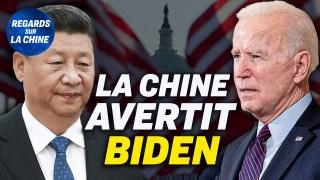 La Chine pousse Biden à inverser la politique de Trump ; le magnat chinois HSMC s'effondre