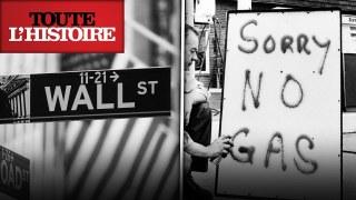 LE KRACH DE 29 ET LE CHOC PÉTROLIER DE 73 : Quand l'économie s'effondre