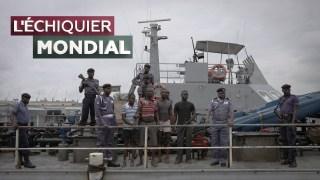L'ECHIQUIER MONDIAL. Piraterie : une menace grandissante sur les mers