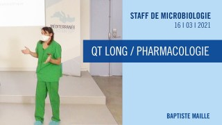QT long / Pharmacologie