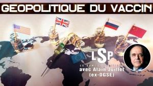 Vaccins: géopolitique et (im)puissance du nouvel ordre mondial –Le Samedi Politique ac Alain Juillet