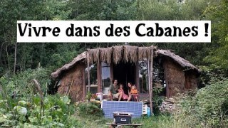 Vivre dans des Cabanes pour une Désobéissance Fertile.