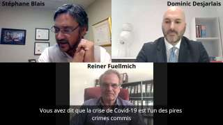 Nuremberg 2.0, les procès COVID
